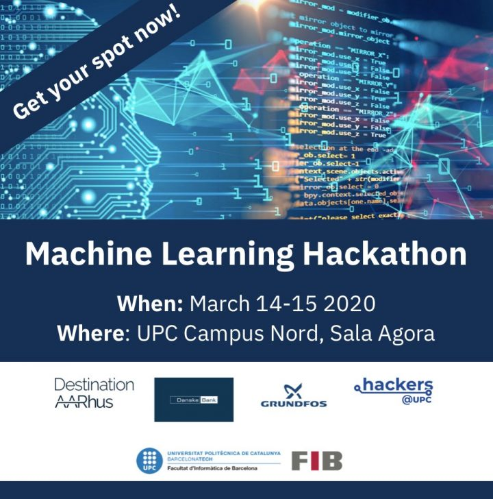 Machine Learning Hackathon, March 2020