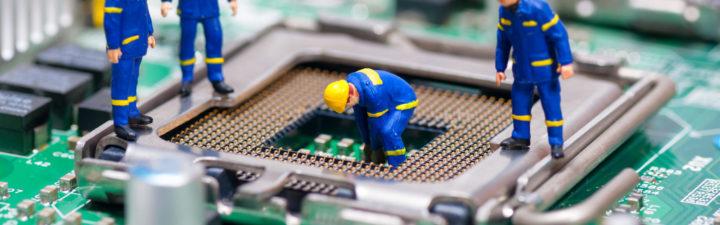 Scheduled IT maintenance  December 7th