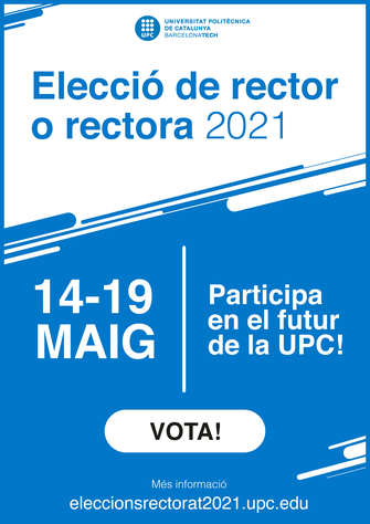 UPC rector elections 2021